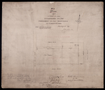 No. 3 Plan of a Tract of Land Appropriated by the Commissioners of the Water-works of Charlottetown