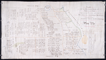 Copy of Part of Plan of Lot 35: from plan in Land Office by Thomas W. May, L. S.