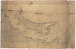 North America Dominion of Canada Gulf St. Lawrence Prince Edward Island: and Adjacent Coasts from Sea Wolf Island to Escuminac P