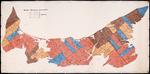 Map of Prince Edward Island showing Rural Catholic Religious Affiliation