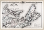 New Railway and Postal Map of the Dominion of Canada, Sheet No. 2