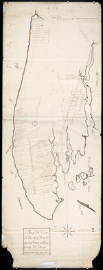 A Plan of Lot No 64: The property of J. Cambridge Esq Situate in Kings County P.E.Island