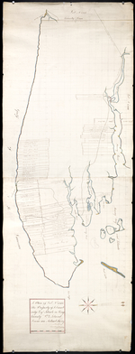 A Plan of Lot No. LXIV: The Property of J. Cambridge Esqr. Situate in Kings County P. E. Island From an Actual Survey, March 182
