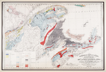 Geological Map of Canada and Newfoundland: Derive from the Results of The Canadian Geological Survey and from the Labors of Dr.