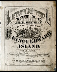 Illustrated historical atlas of the province of Prince Edward Island